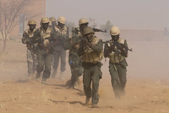 Flintlock 2018 Training in Agadez, Niger