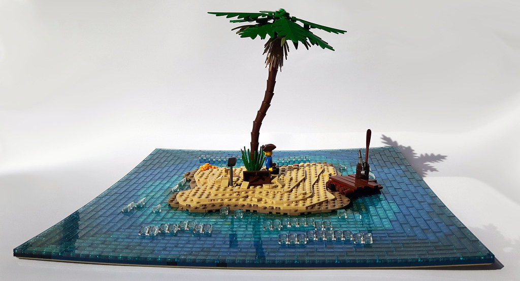 The world 39 s best photos of pirate and pirates flickr hive mind - Ile pirate lego ...