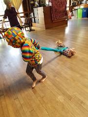 Pulling Paul (quinn.anya) Tags: dancing soulsanctuary dance ashkenaz sam paul toddler preschooler andy pulling