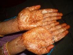Mehendi on Hands... (vipul5549) Tags: mehndi mehndionhands mehendi indianwedding mehnfiart