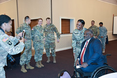 2018 MLK Observance-5 (US Army 1st Recruiting Brigade) Tags: fort meade ft martin luther king jr mlk observance 1st recruiting brigade colonel greg gadson