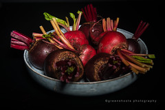 Beetroot (Keith Gooderham) Tags: kg180724372web1 copyrightgreenshootsphotography beetroot red dark colour color bowl foodphotography summer harvest