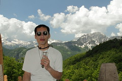 Valbona Pass - Theth Valley reststop 4 (Journey of A Thousand Miles) Tags: canon7d canon 2018 balkan europe albania theth thethi thethnationalpark parkukombëtarithethit prokletije accursedmountains albanianalps