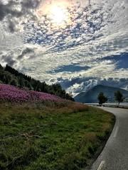 Gamlevegen - - Sky road trip (erlingsi) Tags: skyer sky geitrams jølster erlingsi iphone erlingsivertsen årnes