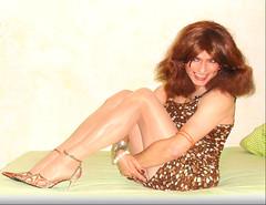 naked legs (Katvarina) Tags: crossdressing crossdresser crossdress kat tgirl tgurl transgender transgirl redhead
