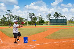 """""""Working The Field"""" (So Fluid) Tags: sports sportswear sportphotography base baseball battting bat coach pratice foucs youth canon canonrebel sigma sofluid portrait portraitphotography glove teaching exercise swing"""