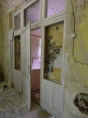 P1230885 (businessofferrets) Tags: urbanexploration urbex soviet lenin hausderoffiziere