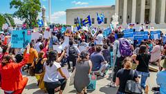 2018.06.26 Muslim Ban Decision Day, Supreme Court, Washington, DC USA 04046