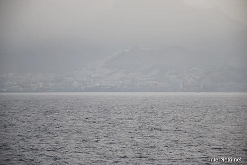 Паромом Фред Ольсен з Тенеріфе на Гомеру, Канарські острови  InterNetri  0982