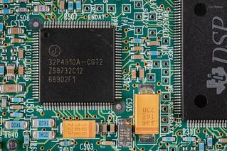 PCB - Inside electronics