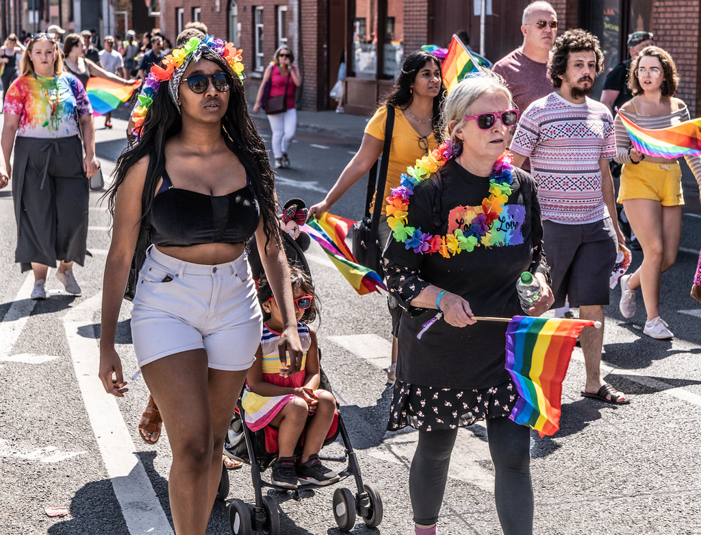 ABOUT SIXTY THOUSAND TOOK PART IN THE DUBLIN LGBTI+ PARADE TODAY[ SATURDAY 30 JUNE 2018]-141761