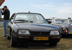 1985 Citroën CX 25 GTI (rvandermaar) Tags: 1985 citroën cx 25 gti citroëncx citroen citroencx sidecode4 nn03tg rvdm
