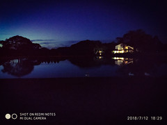 PSX_20180712_193052 (xiaomaniaca) Tags: nature lake twilight winter blue dark cold trees brazil parana sul natureza lago anoitecer xiaomi rn5p redminote5 xiaomibr