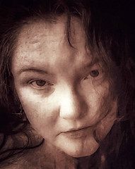 Woman (Southern Darlin') Tags: art me self portrait photography selfportrait woman overlay texture people