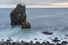 Valahnúkamöl, Reykjanes (Stefan Giese) Tags: nikon d750 island iceland reykjanes valahnúkamöl fels longexposure rock brandung steilküste klippe langzeitbelichtung valahnukamöl 24120 24120mmf4 gullbringusýsla