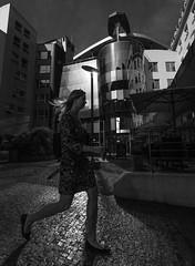 20180514-street-0013 (xskyven) Tags: praha prague street streetphoto girl sunny reflection architecture