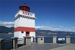 Brockton Point Lighthouse (leuntje) Tags: vancouver britishcolumbia canada stanleypark brocktonpointlighthouse lighthouse bc northvan burrardinlet
