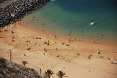 Playa De Las Teresitas, Санта-Круз, Тенеріфе, Канарські острови  InterNetri  744