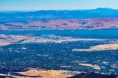 Clayton, Bay Point, and Suisun Bay from Mt. Diablo (BlueVoter - thanks for 2.1M views) Tags: landscape mountdiablo mtdiablo bayarea eastbay contracosta