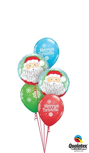 Merry Christmas Santa Classic