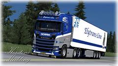 Elytrans-Line (Kerstens Modding) Tags: elytransline for scania next generation euro truck simulator 2 kerstens modding ets2 transport kögel skin