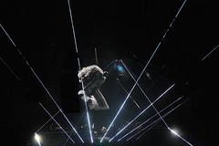 Concierto Roger Waters I (Juan J. Márquez (de vuelta a la batalla)) Tags: concierto pinkfloyd madrid comunidaddemadrid palaciodedeportes musica musico instrumentos banda wizinkcenter rock