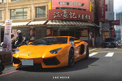 Lamborghini Aventador LP700-4 (Zac-H Photography) Tags: lamborghini aventador lp7004