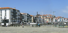 Haven (♥ Annieta ) Tags: annieta mei 2018 sony a6000 holiday vakantie france frankrijk spanje spain lekeitio stad ville city haven harbour havre allrightsreserved usingthispicturewithoutpermissionisillegal