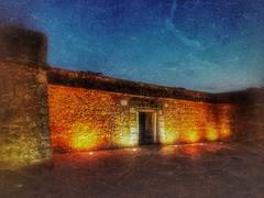 fortezza (try...error) Tags: hss sliderssunday portugal fortress castle blue sky sea algarve iphone travel barracks faro al gharb algharb bricks fort available light urban street