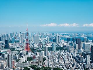 TOKYO SUMMER SKY