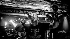 Voidhanger - live in Bielsko-Biała 2018 fot. MNTS Łukasz Miętka_-4