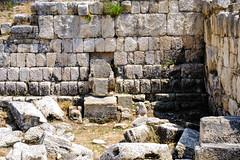 Throne of Astarte (hey tiffany!) Tags: lebanon saida sidon yr2 eshmoun eshmun