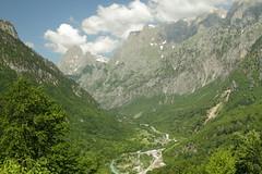 Maja e Gjarpërit (snake mountain) hike 2 (Journey of A Thousand Miles) Tags: canon7d canon 2018 balkan albania valbona valbonë prokletije accursedmountains albanianalps europe