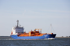 MAINGAS (angelo vlassenrood) Tags: ship vessel nederland netherlands photo shoot shot photoshot picture westerschelde boot schip canon angelo walsoorden maingas tanker