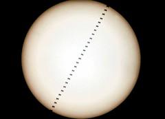 ISS transit with normal equipment (ukmjk) Tags: iss transit solar nikon nikkor d500 200500 vr 2x converter leek staffs staffordshire