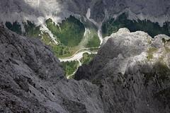 laliderer tal (bkellerstrass) Tags: flickrfriday forcedperspective alpen karwendel österreich tal laliderer bach