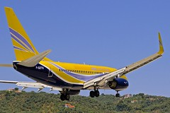 JSI/LGSK: ASL Airlines Boeing B737-73S F-GZTO (Roland C.) Tags: jsi lgsk airport skiathos greece aviation airliner aircraft airplane boeing b737 b737700 fgzto