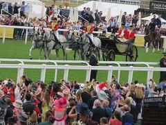 UK - Berkshire - Ascot - Royal Ascot 2018 - Royal Procession (julesfoto3) Tags: uk england berkshire ascot royalascot2018 royalprocession