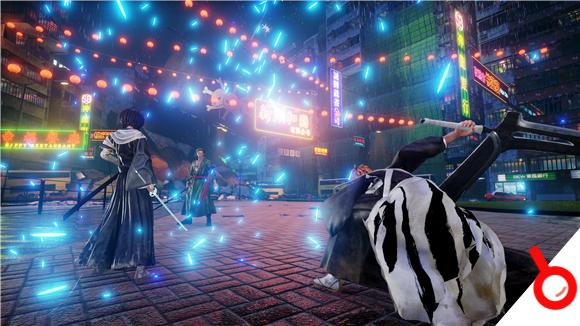 《Jump力量》公布三名《死神》角色實機截圖