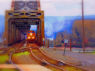 Warmified Railroad