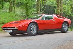1981 Maserati Merak SS (Charles Dawson) Tags: maserati maseratimerak pto631w