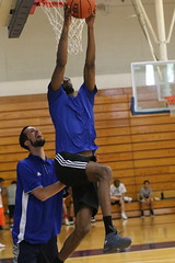 Corey Brewer Dunks (dbadair) Tags: corey brewer basketball camp gainesville fl santafe college 9th annual youth florida unitedstates