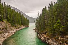 Cascade River, Banff National Park (kensparksphoto) Tags: banff nationalpark alberta canada canadianrockies mountains river canyon stewart cascade