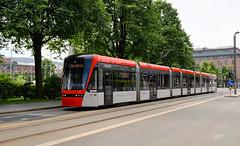 Skyss / Keolis Norge 222 - Bergen (rvdbreevaart) Tags: bergen skyss keolis bybanen tram strassenbahn stadlerrail variobahn openbaarvervoer publictransport öpnv lightrail