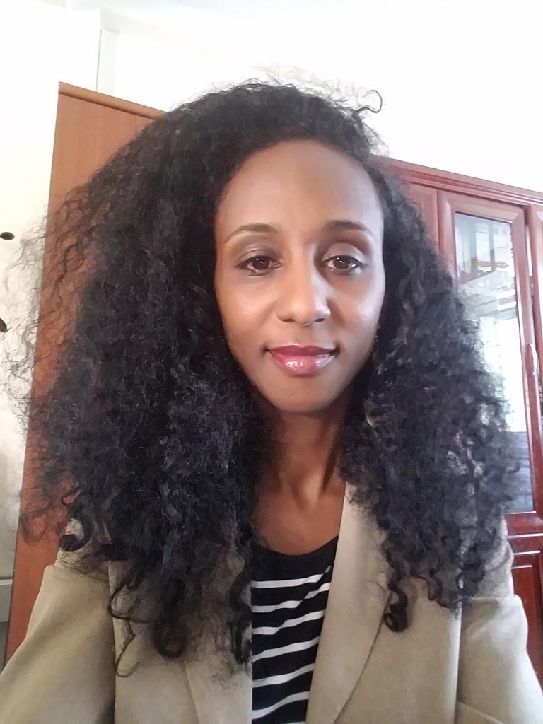 Ewenat Gebrehanna, Principal investigator of  Breast Milk Expression support in Ethiopia Innovator