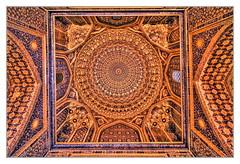 Samarqand UZ - Registan Tilya-Kori-Madrasa 19 (Daniel Mennerich) Tags: silk road uzbekistan registan samarqand history architecture hdr