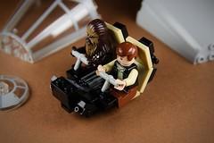 Modified Lego Millenium Falcon Cockpit ([E]ddy) Tags: lego legominifiguren legominifigs legominifigures legography legominifigure legominifig legominifiguur minifigs minifigures minifig minifigure minifiguren minifiguur moc movie star starwars modification
