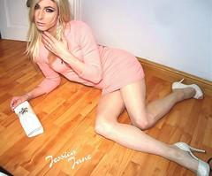 Pale Pink (jessicajane9) Tags: tg cd tgurl crossdresser tv crossdressing transvestite xdress lgbt tranny m2f tgirl crossdress trans transgender