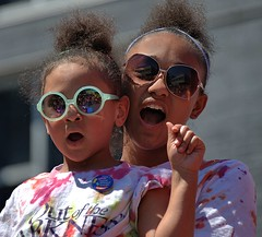 Mother & Daughter (Scott 97006) Tags: faces mother daughter woman girl kid sunglasses shades cute