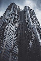 New York by Gehry! (soomness) Tags: frankgehry gehry architecture design newyork lookingup lookup archilovers architect geometry lines building buildings newyorkcity newyorker nyc ny fujifilmxt2 fujifilm fujinon fuji xt2 xseries xf16mmf14wr travel travelphotography unitedstates usa